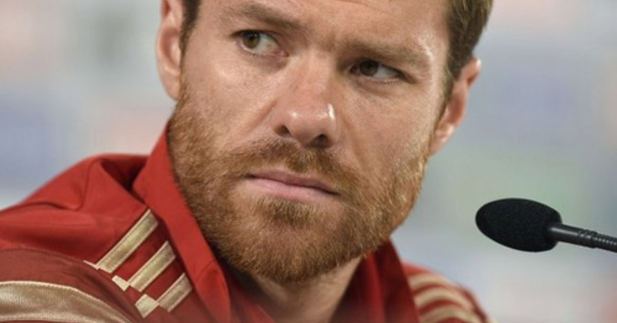 Xabi Alonso No Beard overview for ec...