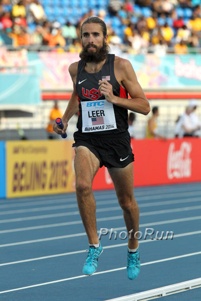 2014 IAAF World Relays
