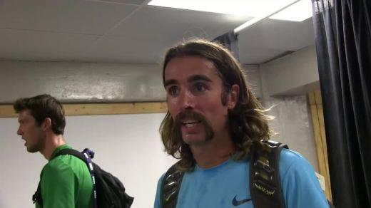 Will Leer moustache
