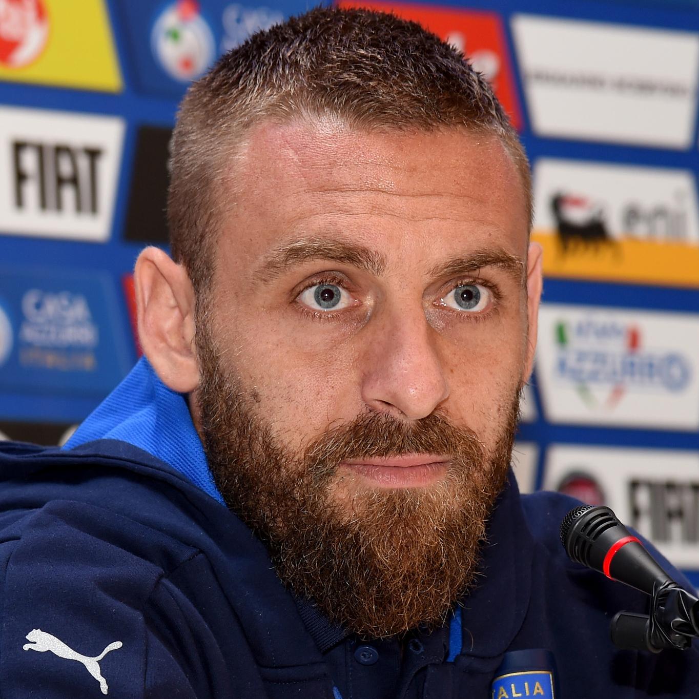 Euro 2016 Bearded XI